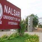 NALSAR Hyderabad Mediation Tournament 2019