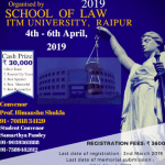 ITM 2nd National Moot Court Competition