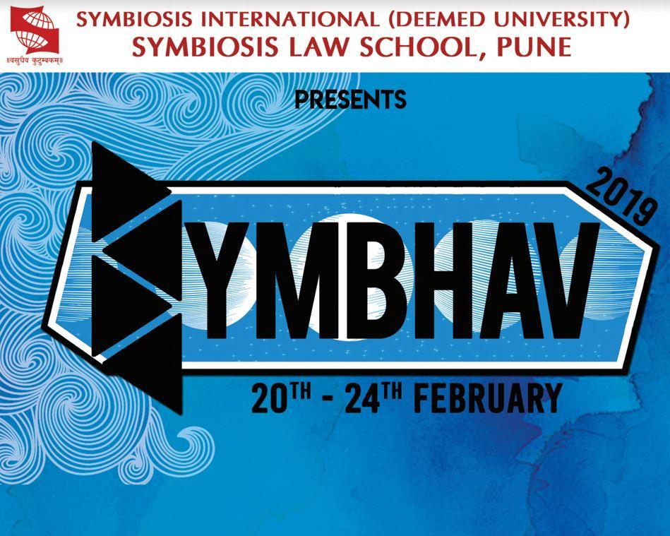 Symbhav 2019: Fest @ Symbiosis Law School, Pune [Feb 22-24]: Registrations Open