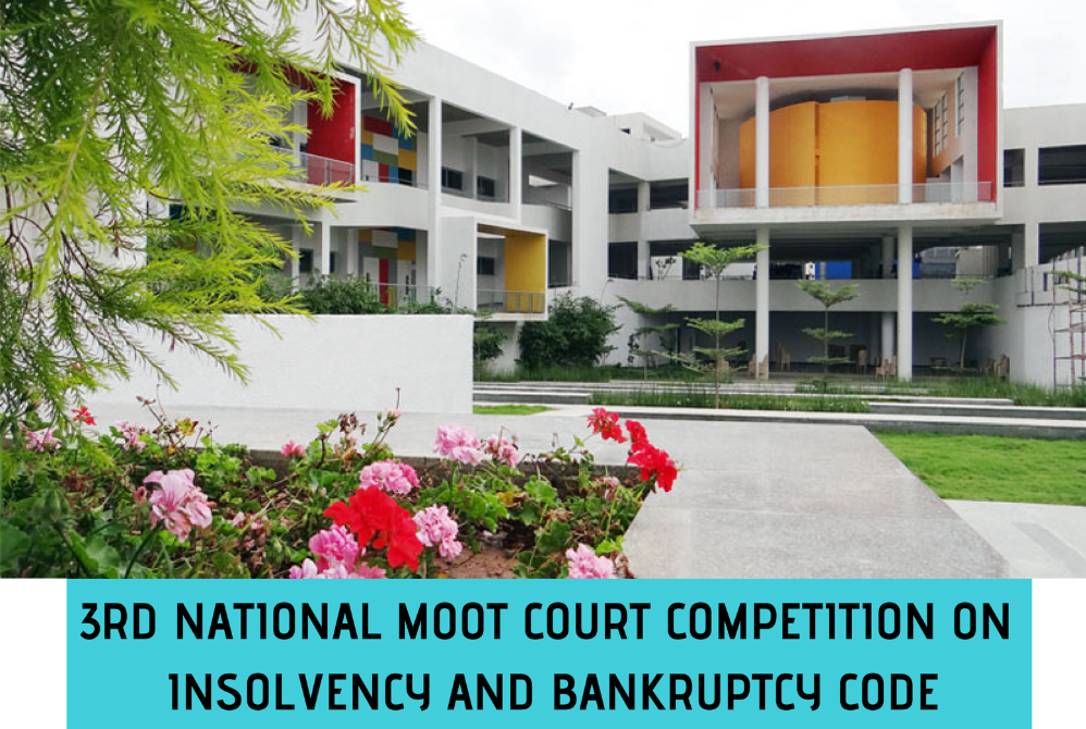 Presidency University insolvency bankruptcy law moot