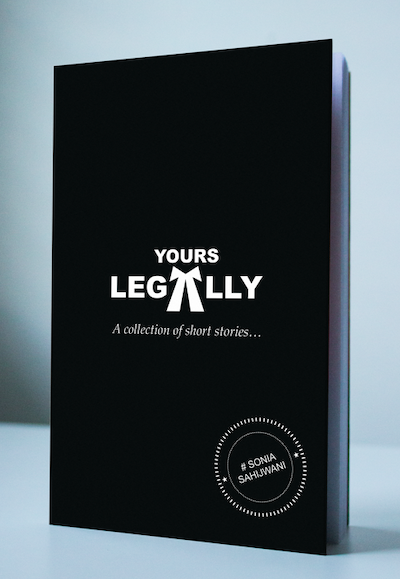 Yours Legally book