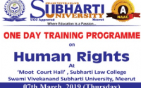 TRaining Human Rights Meerut