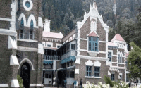 Uttarakhand High court law clerks job