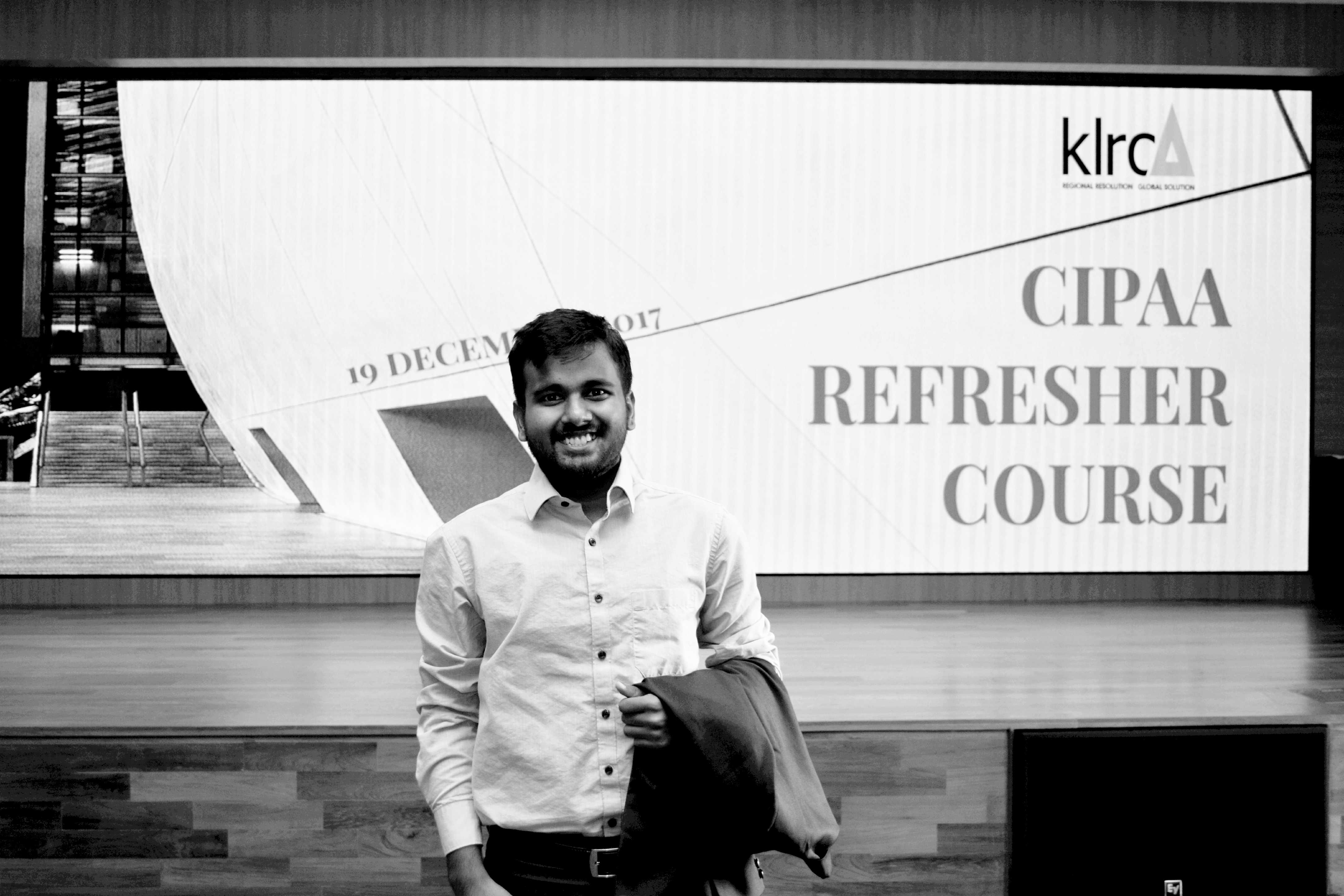 In Conversation with Akash Gupta: LLM from Stockholm University (Sweden), Ace Mooter, Mom-Dad's Boy, Arbitration's Gold-Mine