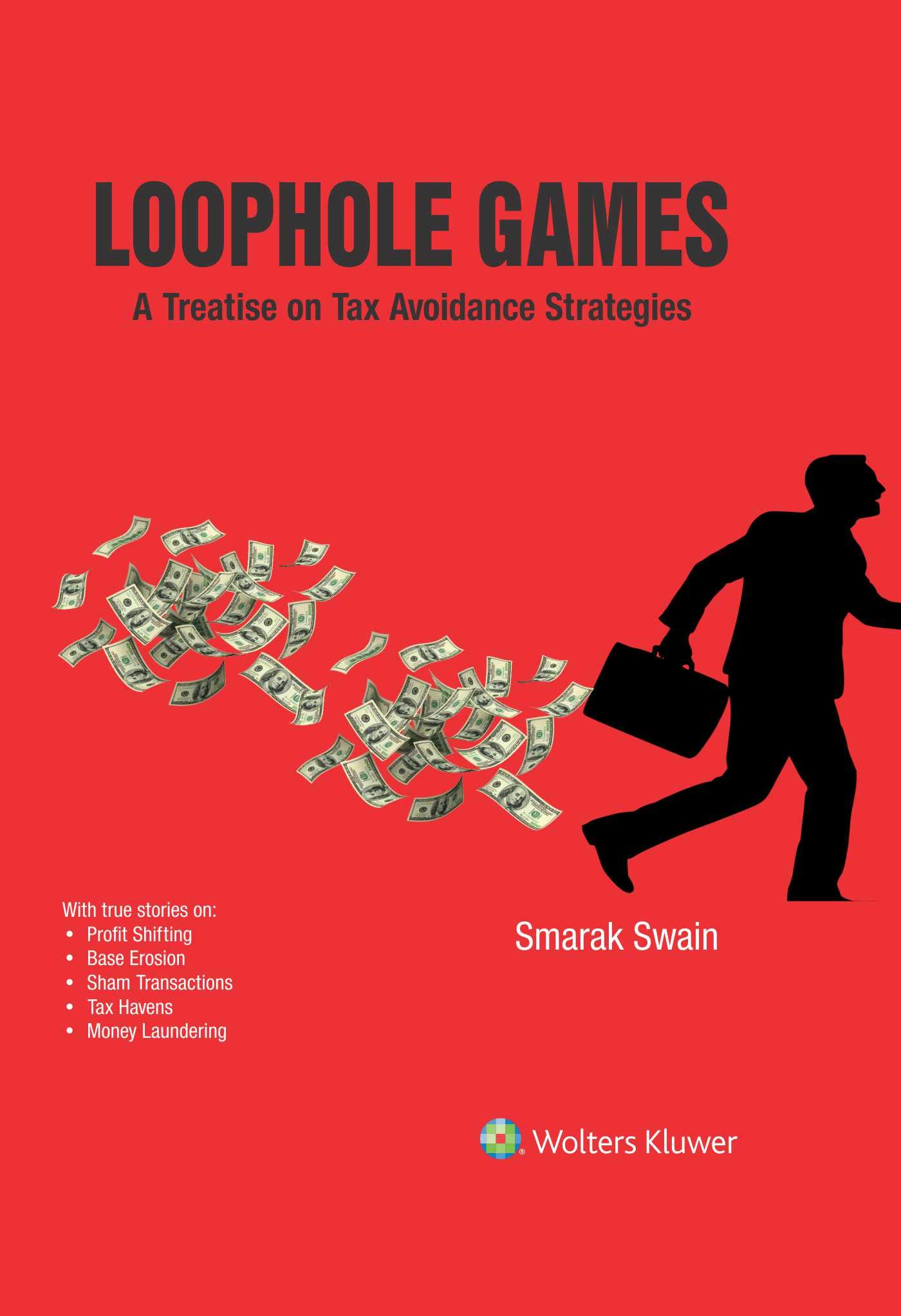 Smarak Swain's book Loophole Games