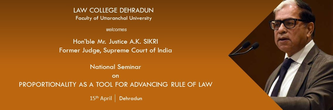 Seminar on Rule of Law