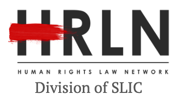 JOB POST: Lawyers @ Human Rights Law Network [HRLN, Jharkhand and West Bengal]: Applications Open