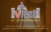 LJ School of Law Fest Vidhvata