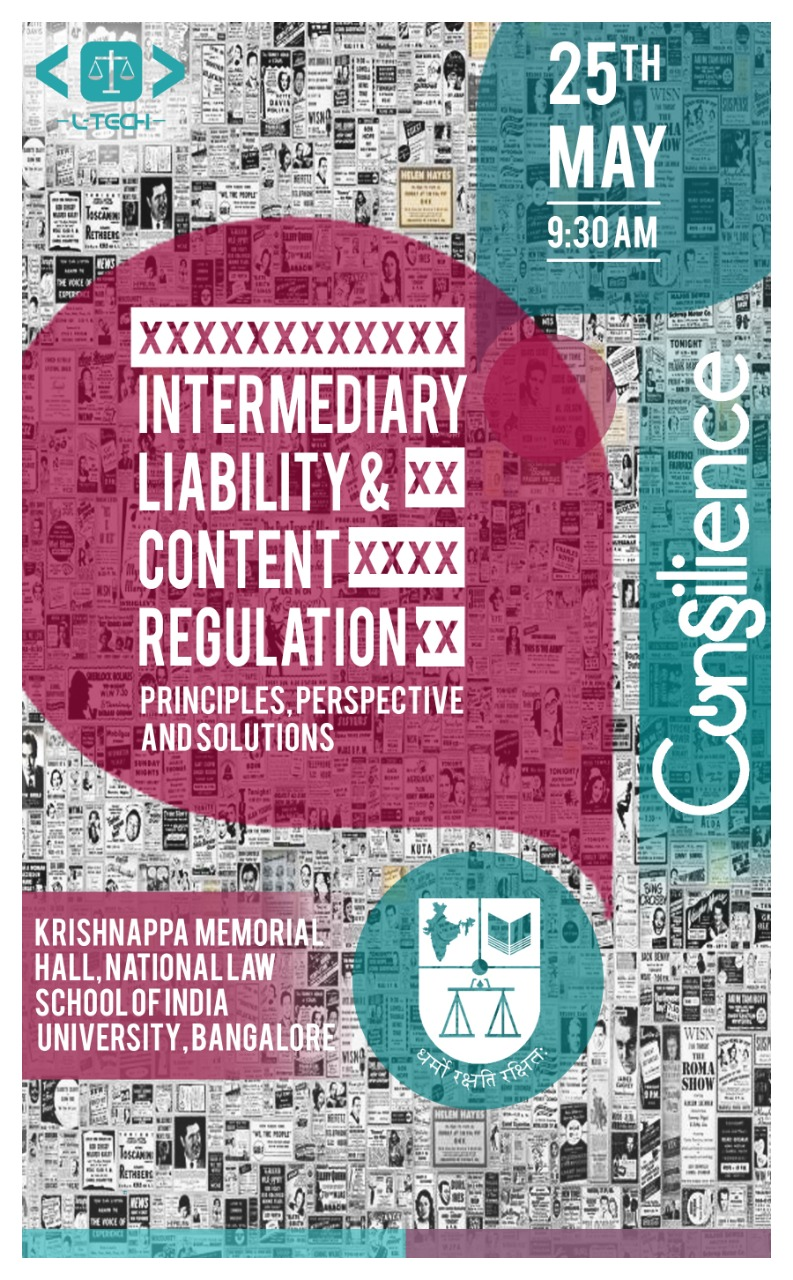 Conference on Intermediary Liability and Content Regulation