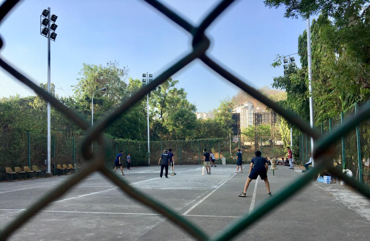 mnlu mumbai sports facilities