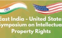 East India - US Symposium on IPR