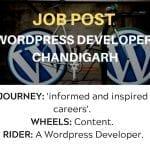 WordPress Developer Chandigarh