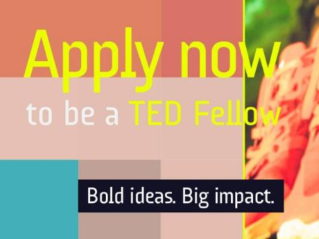 TED Fellowship Programme 2020: Apply by Aug 27