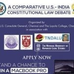 US India Constitutional law debate