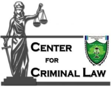NUSRL's Center for Criminal Law [CCL] Blog