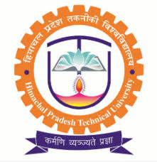 Himachal Pradesh Technical University Logo