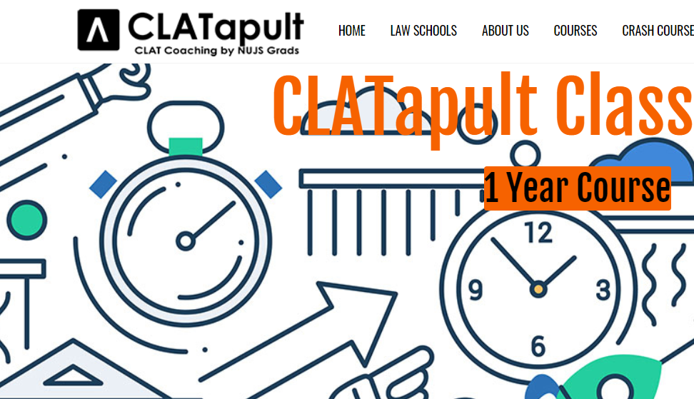CLATapult Brief Crash Course for CLAT