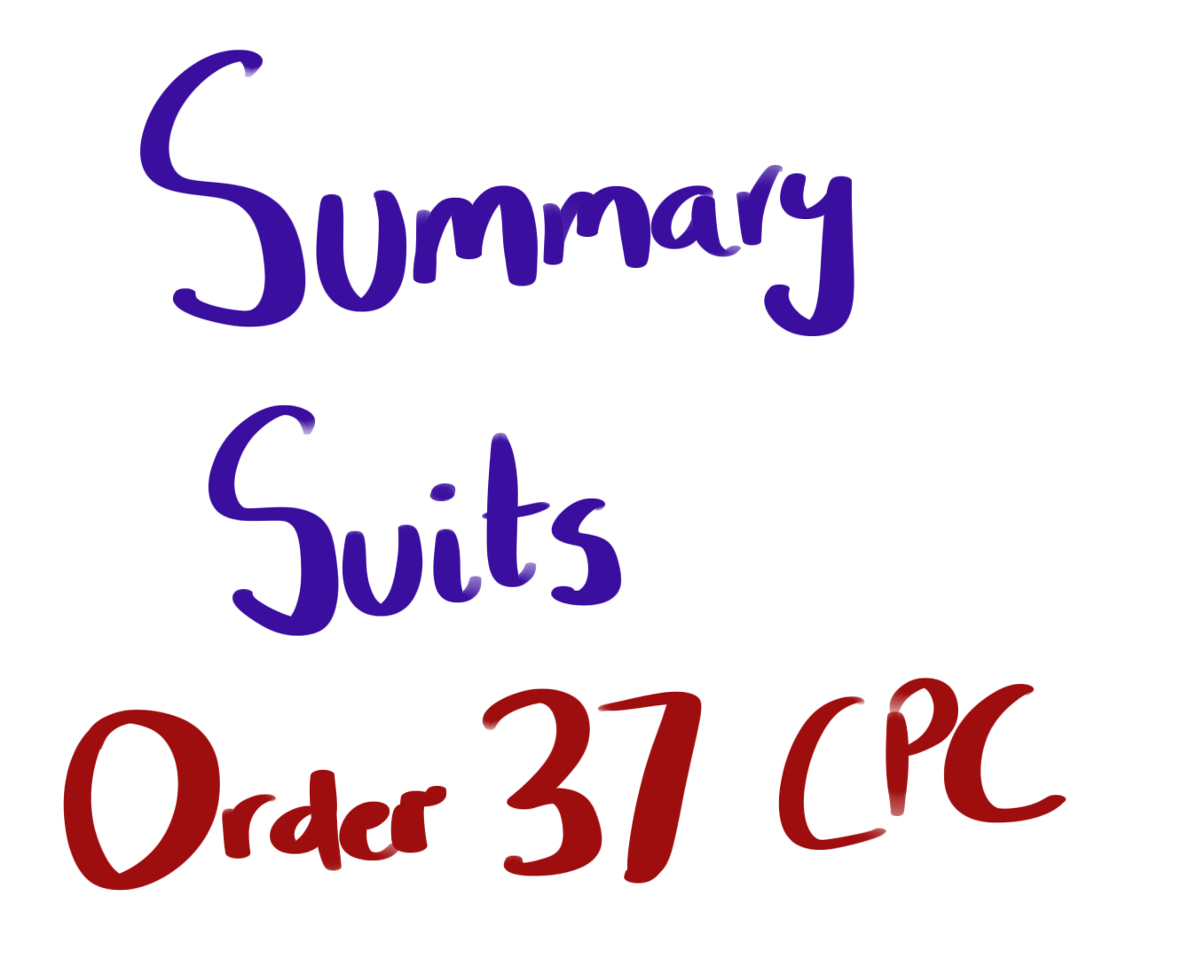 Summary Suits Explained