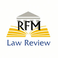 Call for Papers: RGNUL Financial and Mercantile Law Review [Vol 7, Issue 1] Submit by Nov 15