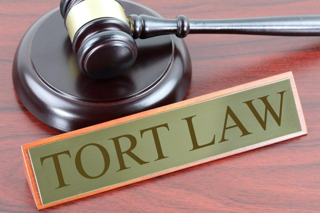 General defences: law or torts for CLAT