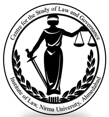 CfP: Nirma University's Journal of Center for the Study of Law & Governance [JCLG]: Submit by Nov 25