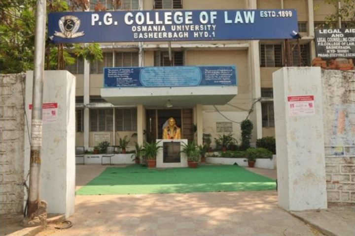 Conference on Corporate Laws at Osmania University, Hyderabad