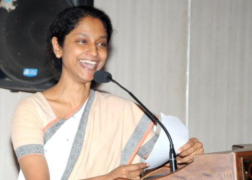 Professor Sarasu Esther Thomas