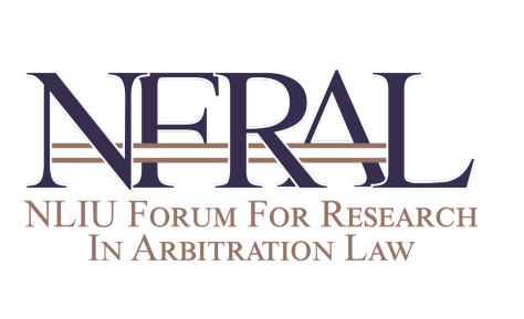 NLIU Forum For Research In Arbitration Law