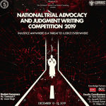CHRIST 5th National Trial Advocacy and Judgment Writing Competition