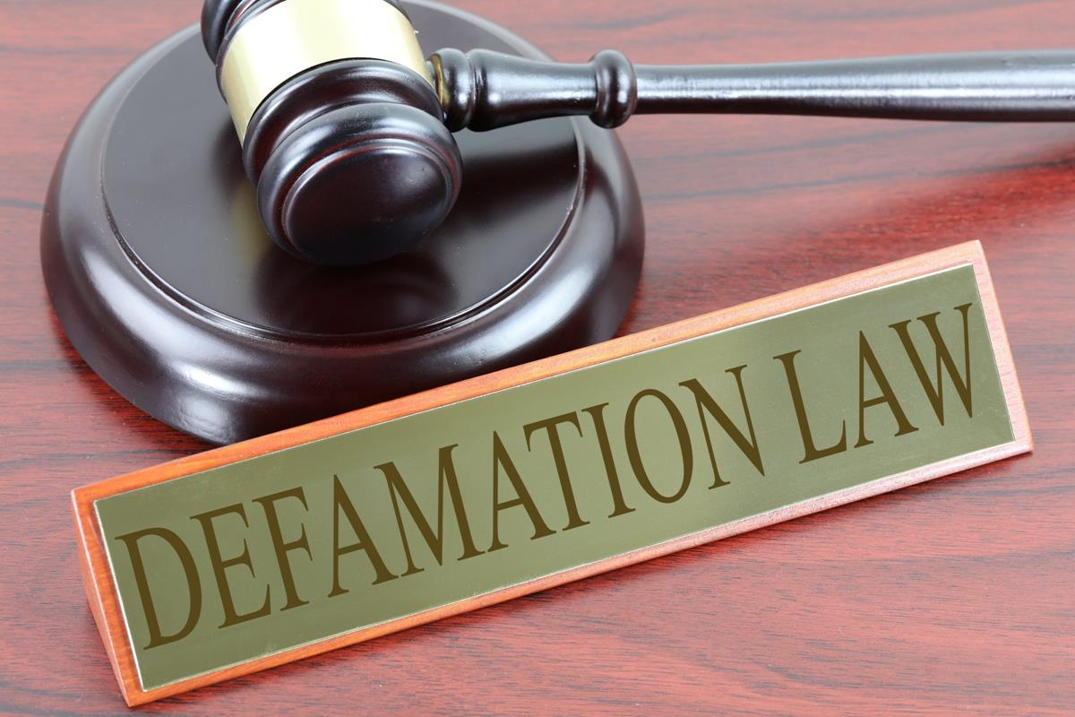 law of torts: defamation