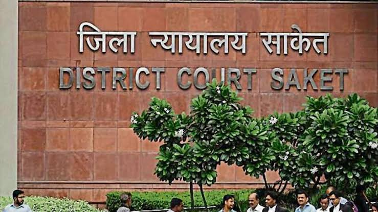 District Court Saket