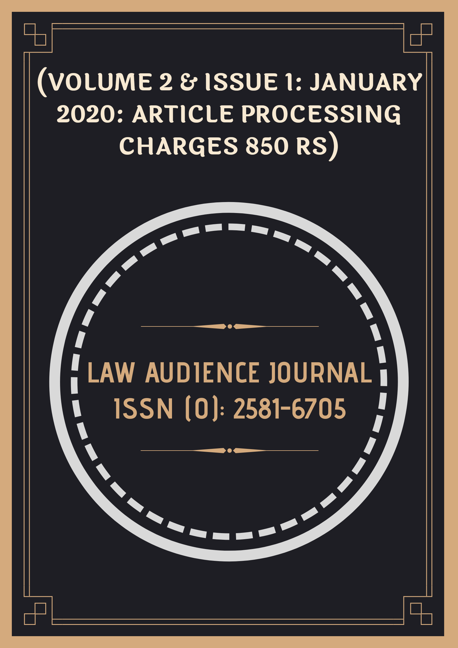 Law Audience Journal