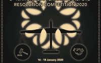 5th National Alternative Dispute Resolution Competition at CHRIST University