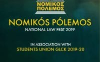 Nomikos Polemos Law Fest 2019 at GLC, Kozhikode