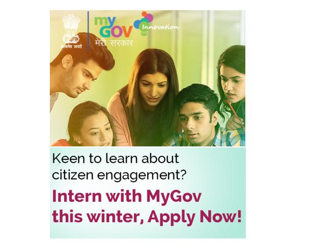 MyGov Winter Internship 2019