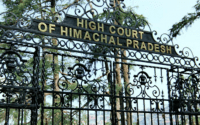 High Court of Himachal Pradesh