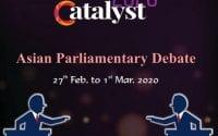 Lloyd Law College Parliamentary Debate