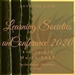 Learning societies unconference 2020