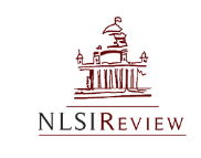 NLSIU's National Law School of India Review