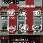 Delhi Metropolitan Education Model United Nations 2020