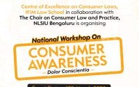 Workshop on Consumer Awareness at IFIM Law School, Bangalore