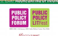 SKOCH Public Policy Forum LitFest