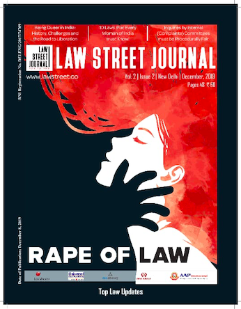 Online Internship Opportunity at LawStreet Journal, Delhi