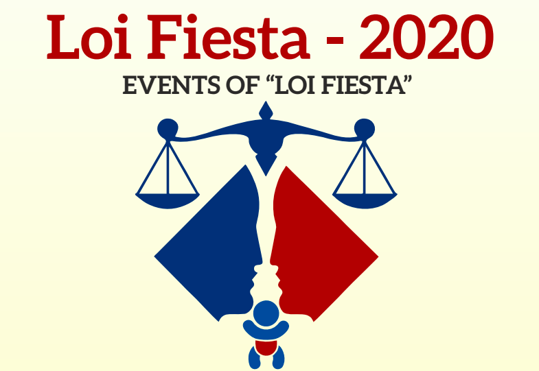 Loi Fiesta 2020, National Law Festival at CPJ College of Law