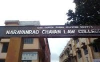Late Kusumtai Chavan Memorial Moot Court at Narayanrao Chavan Law College, Nanded