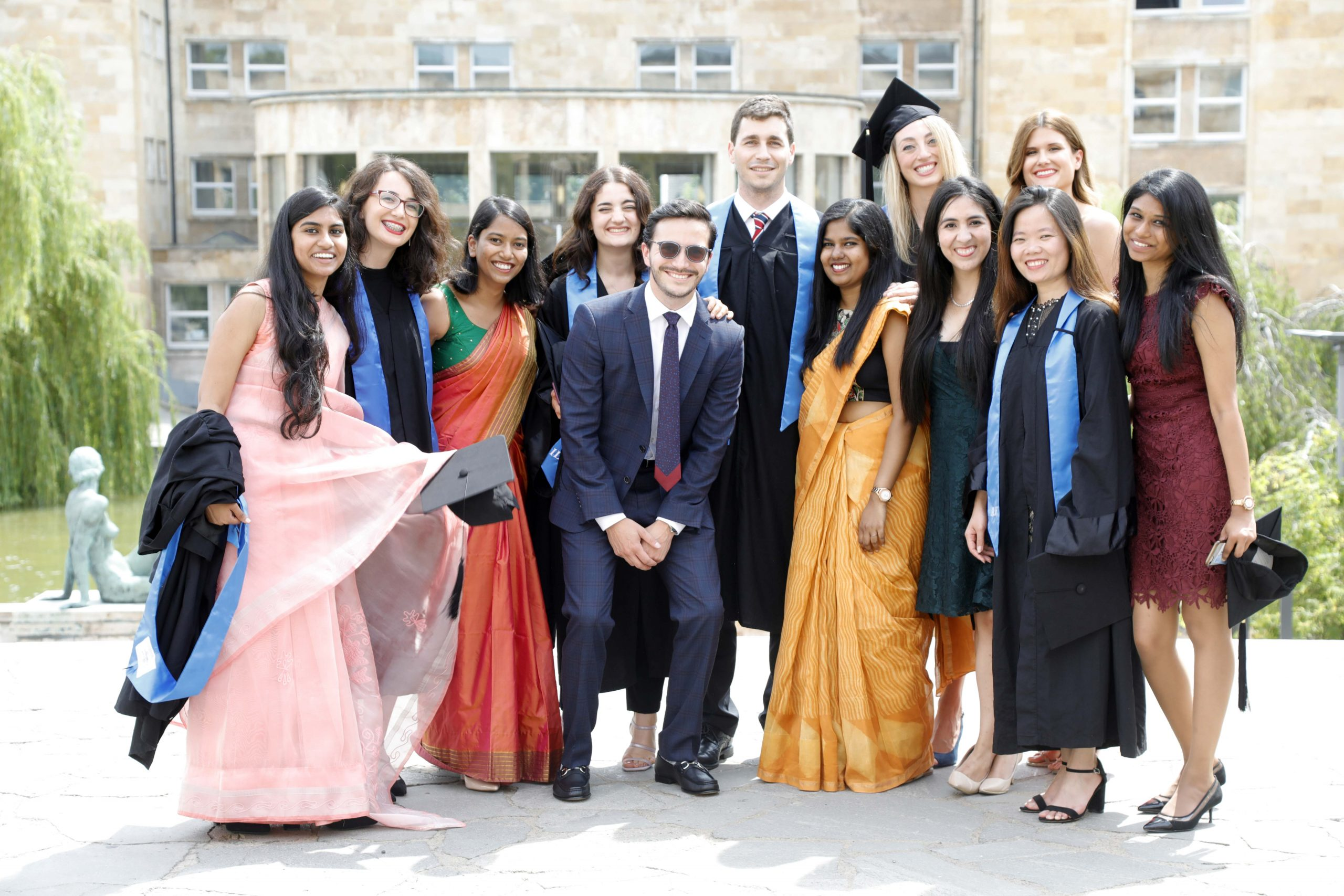 ILF students from the Class of 2019