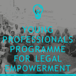 CSJ's Young Professionals Programme for Legal Empowerment