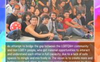 LGBTQIA and People's Library by Indian Aces