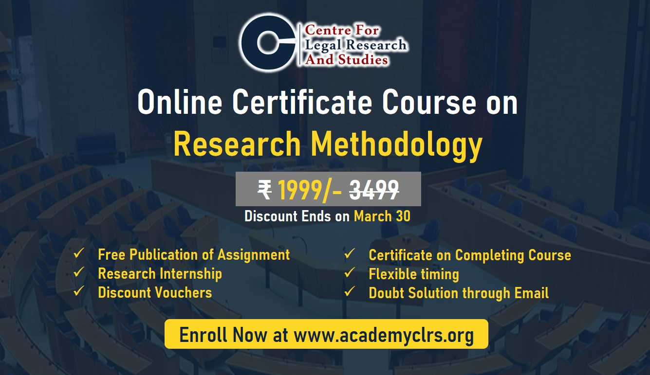 CLRS Certificate Course