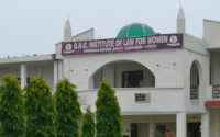 Vacancies at G.H.G Institute of Law for Women, Ludhiana